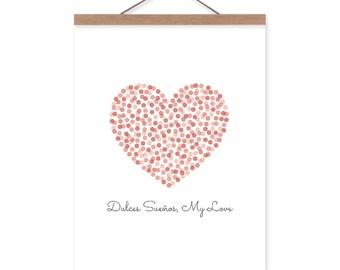 Dulces Sueños - Heart (Spanish - English)