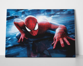 Spiderman Limited Edition 24x36 Poster | Spiderman Canvas