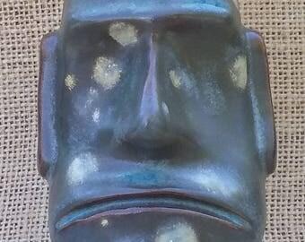 Pa'akiki tiki mug shot glass.