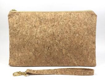 Annie Cork Small Bag Clutch - Classic