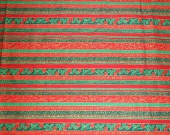 "Fabri-Quilt, Inc. - ""Season's Greetings"" - Pattern 610 - 65 x 42"