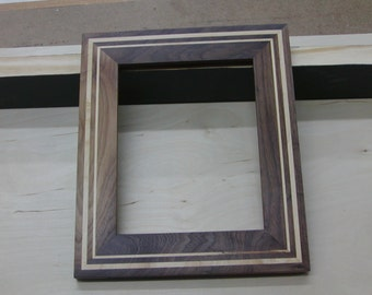 Inlayed Picture Frame