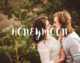 Honeymoon Lightroom Preset