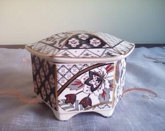BOX JEWELRY BOX MASONS