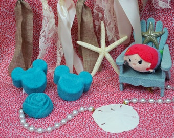 Part of Your World bath bomb