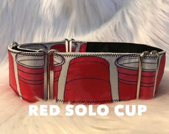 Red Solo Cup: Beer pong, dog collar, boy dog collar
