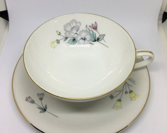 Rosenthal Selb Germany Teacup and Saucer Set