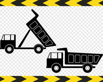 Haus baustelle clipart  Dump truck clipart | Etsy