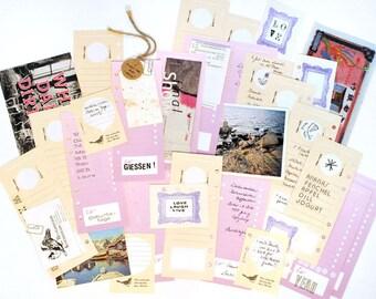 60 sheet 120 g / qm Filofax personal specials
