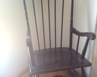 Antique Childs Chair Etsy