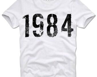 DOPEHOUSE T-Shirt 1984 George Orwell Mass Surveillance Big Brother Sci Fi Anonymous Disobey Hacker Obey Supreme Occupy Wallstreet Illuminati