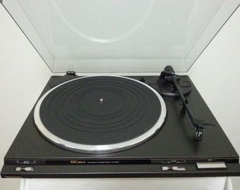 Vintage Technics SL-BD20 Semi-Automatic Turntable/Good Working Condition