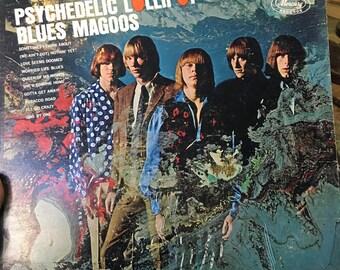 Blues Magoos Psychedellic Lollipop vinyl record album LP