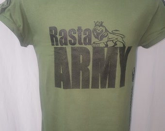 RASTA ARMY (army green)