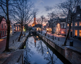 Edam , Holland photography, Holland art print, Netherlands