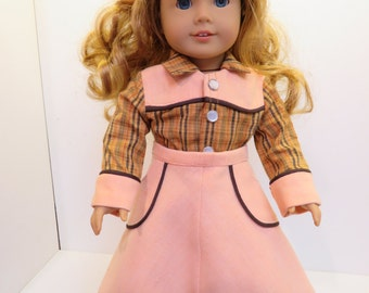 """Western Doll Clothes for American Girl Dolls & Other 18"""" Dolls"""