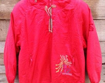 Supernice!! SALOMON jacket red colour size L