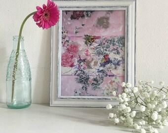 "Press ""Spring Flowers"""