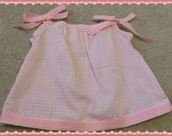 Handmade Pillowcase Dress (examples)