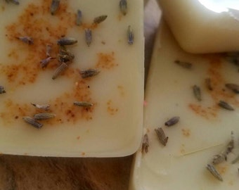 Lotion Bar - Lavender & Orange Peel