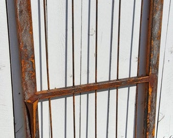 Garden Trellis, metal trellis, metal sculpture, rustic decor, farmhouse, yard art