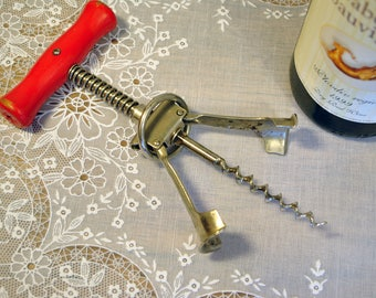 Unique German Designed Corkscrew.Vintage Germany Corkskrew
