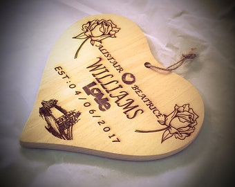 customise, personalised ,wooden chopping board, laser engraved
