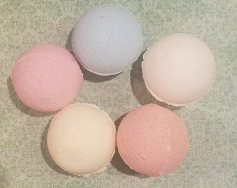 Bath Bombs (set of 5)