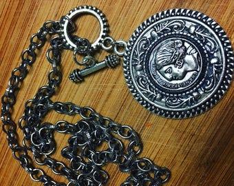 Chanel Necklace Handmade