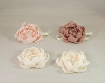 Buttonholes/Headbands
