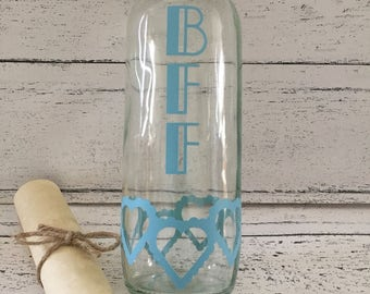 Message in a Bottle - BFF