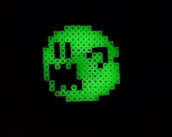 Mario *GLOWING* Boo fridge magnet
