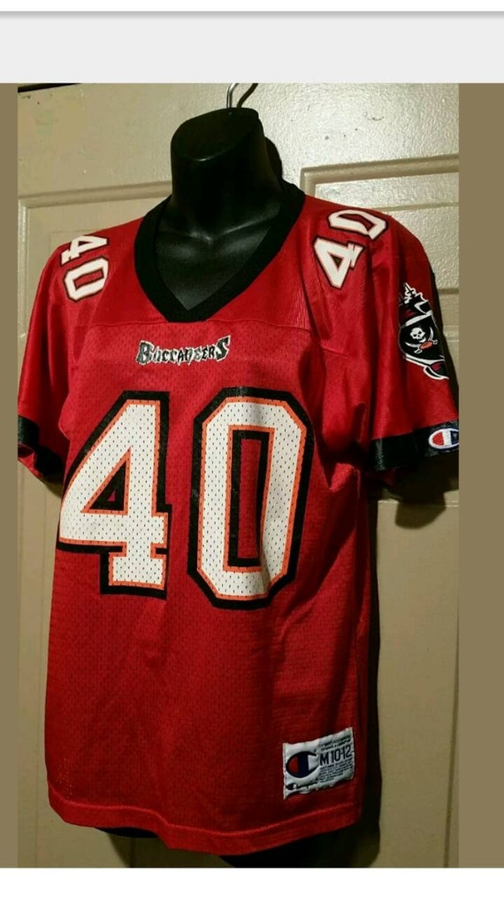 low priced 4925d ad8a0 free shipping Nwot 40 Mike Alstott Tampa Bay Buccaneers by  vintagejerseys4less