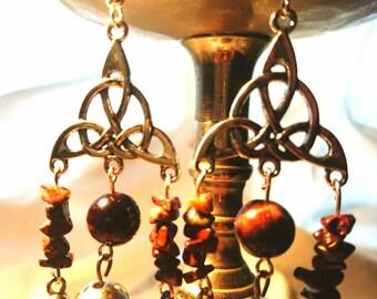 Celtic Style Earrings