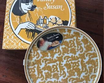 Vintage Vanity Susan
