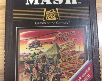 M*A*S*H Video Game for Atari 2600