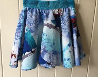 Ultimate Elsa Twirl Skirt