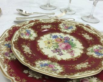 """Prestigioso Servizio Piatti - caffe' - The - HEINRICH   Selb Bavaria China  141 pezzi - Porcellana """" Ivory Body Supreme """""""