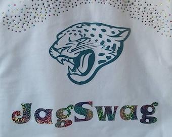 Jacksonville Jaguars JagSwag T shirt