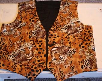 Womens Handmade Vest