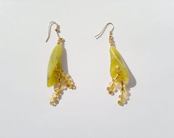 Freen Jade Earrings