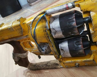 Modified Flip Fury Nerf Gun