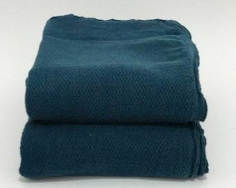 turkish towel, turkish beach towel, waffle cotton towel, stonewashed peshtemal, bath towel, teal hammam towel, yoga towel, spa towel, gym,