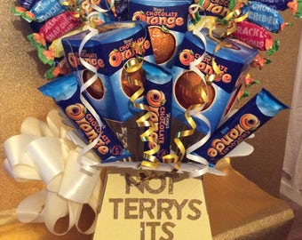 Terrys Chocolate Gift Bouquet