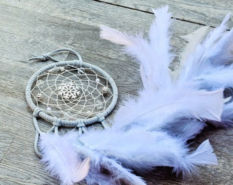 Winter Solstice Dreamcatcher