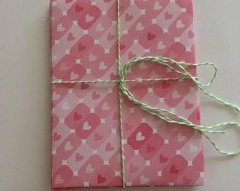 50% off Envelopes, Happy Mail, Mailing Envelopes, Set of 6 Envelopes