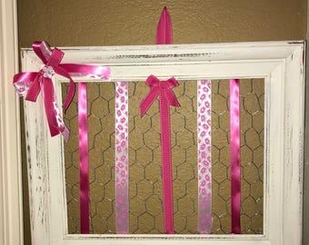 Pink (princess) Bow organizer