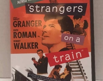 Strangers on a train dvd 2 disc edition