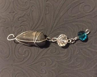 Lake Superior Stone Pendant - Necklace
