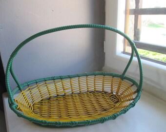 Old fruit basket